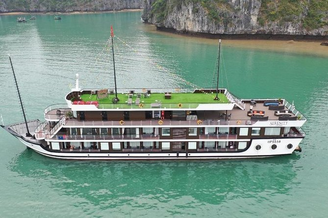 Serenity Cruises- Unique 3 Day 2 Night Tour Into Halong Bay – Lan Ha Bay