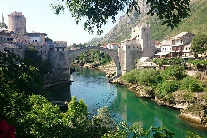 Mostar walking tour