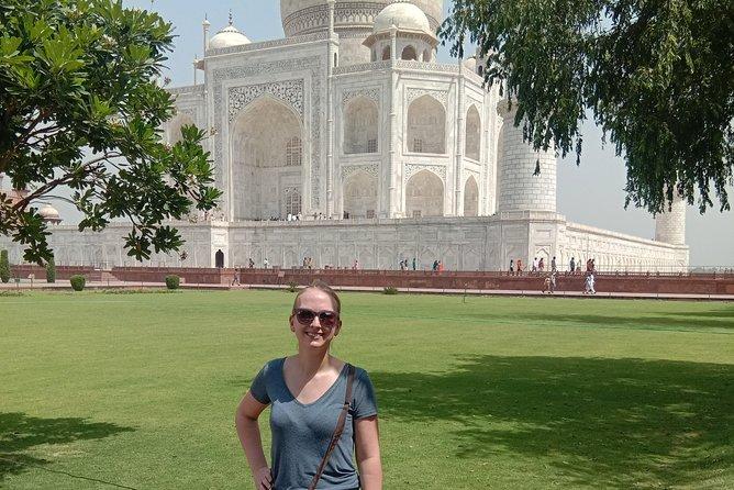 Delhi Agra Delhi With Lunch By Car