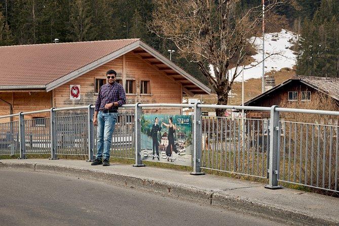 Bollywood Tour Gstaad - Full Tour