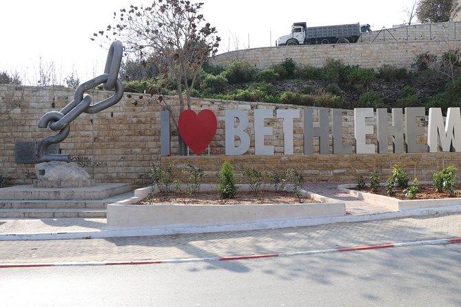 Bethelehm Walking Private Tour