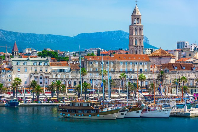 Private Transfer from Budapest to Split with 2 Sightseeing Stops