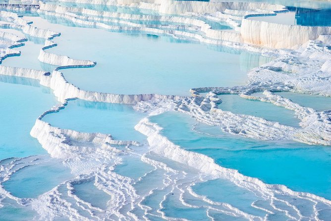Private Pamukkale tour with Archaeologist Aykut