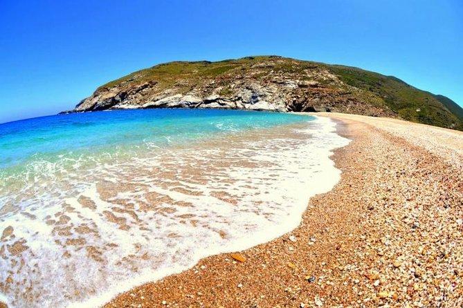 Zorkos beach and swimming tour