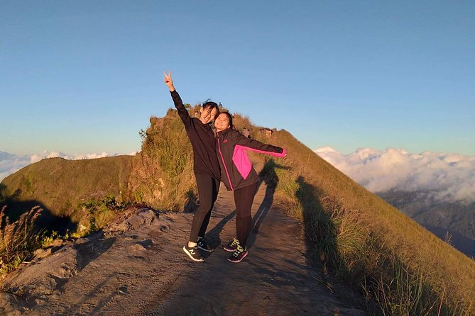 Mt. Batur Sunrise Trek & Natural Hot Spring: Private Tour