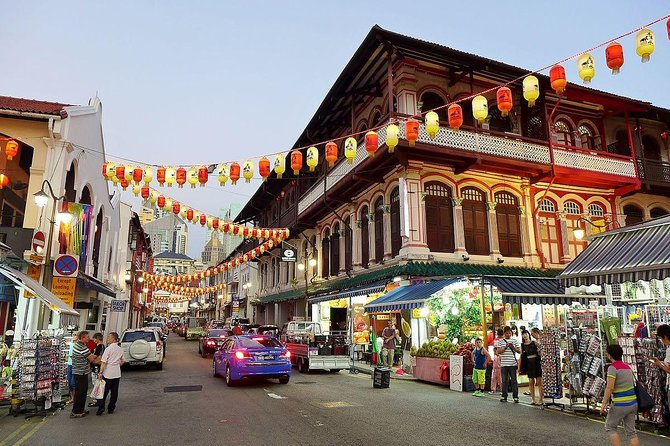 MUST TRY Local Vegetarian Food + Buddhism Culture Experience + City Joyride