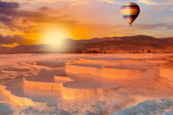 Pamukkale Hot-air Balloon Tour at Sunrise - PAM4
