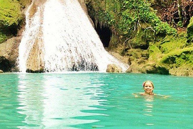 Blue Hole From Ocho Rios