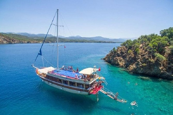 Marmaris Excursions Marmaris No Limit Boat Trips