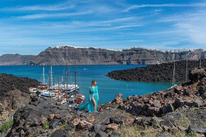 Full Day Volcano Tour with Sunset in Oia