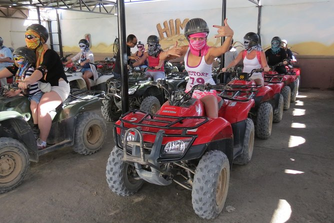 Sahara Park Moto ATV - Hurghada photo 12