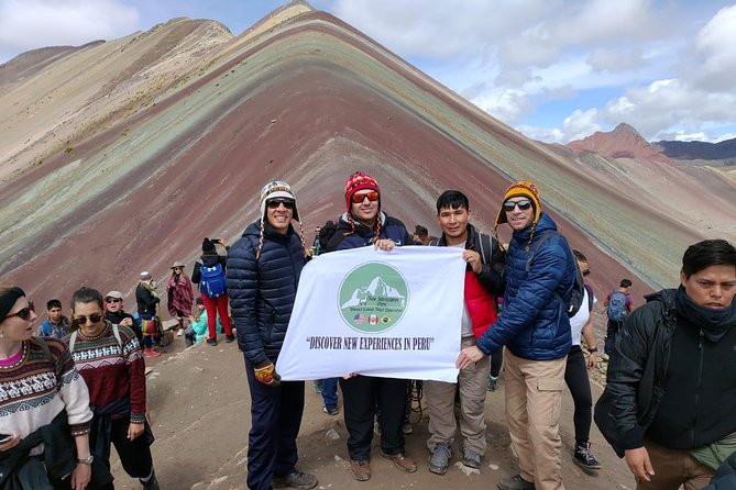 Rainbow Mountain in a day from Cusco
