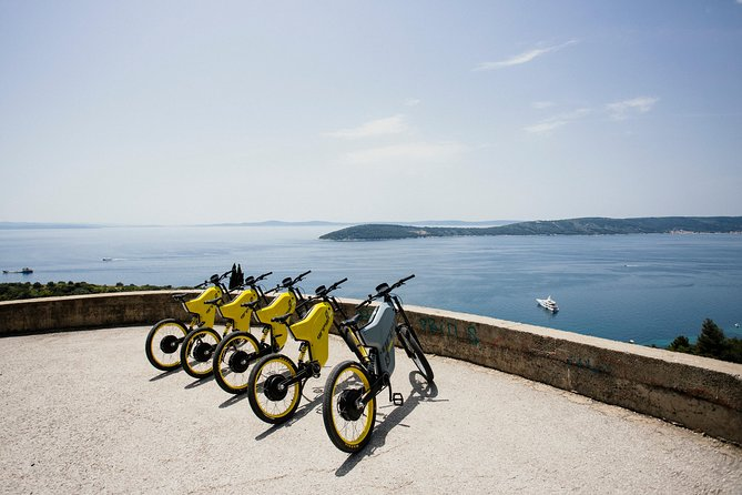 Split, explore Marjan Hill with GREYP e-bike photo 14