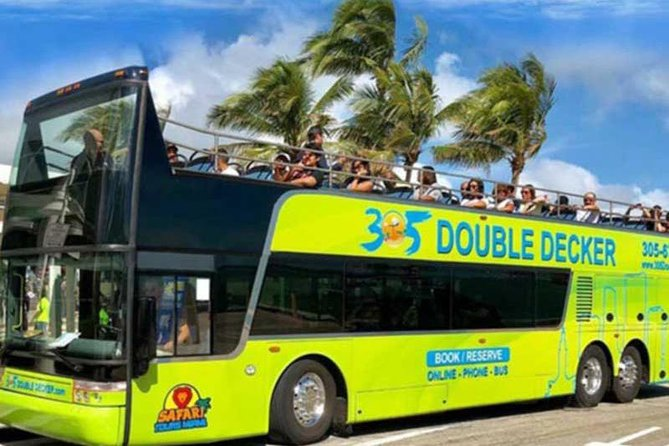 Miami City Tour by Bus (Double Decker) City Sightseeing photo 11