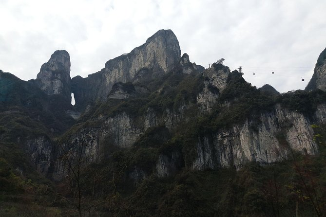 1- Day Zhangjiajie National Forest Park(Avatar) & Tianmen Mountain Private Tour photo 9