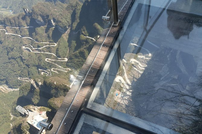 1- Day Zhangjiajie National Forest Park(Avatar) & Tianmen Mountain Private Tour photo 8