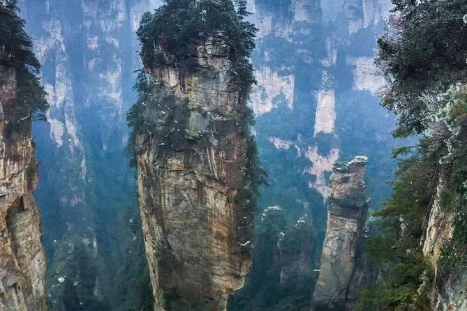 1- Day Zhangjiajie National Forest Park(Avatar) & Tianmen Mountain Private Tour photo 10