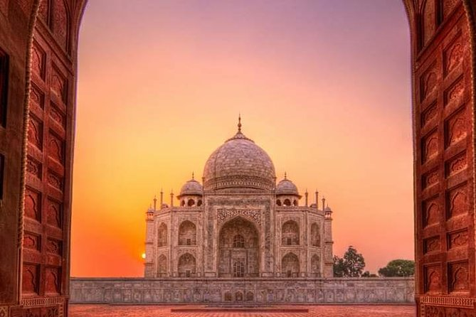 Golden triangle with Holy city Varanasi tour