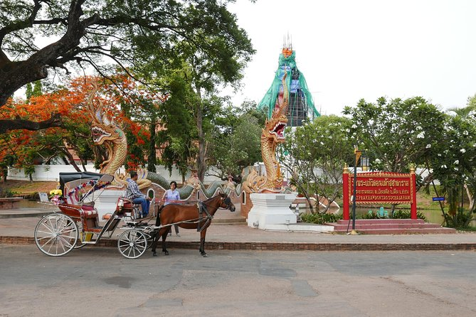 Heritage of Lampang with pony carriage and Audio guide, Social impact trip