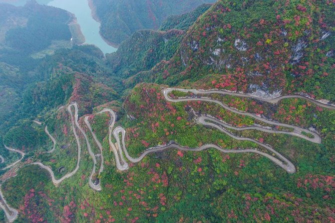 Private 2-Day Tour Combo Package: Zhangjiajie Grand Canyon and Tianmen Mountain