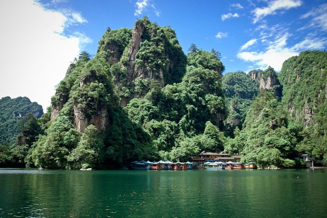 Private Day Tour of Baofeng Lake and Yellow Dragon Cave