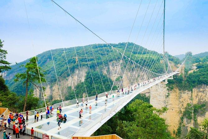 Private Day Trip to Grand Canyon of Zhangjiajie