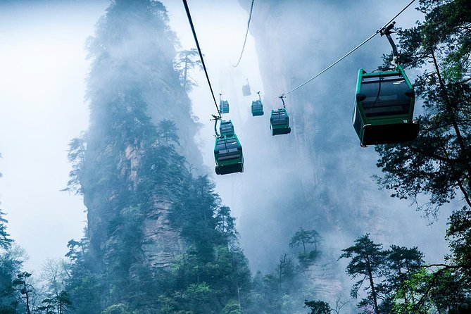 Private 4-Night All in One Package Zhangjiajie Leisure Tour