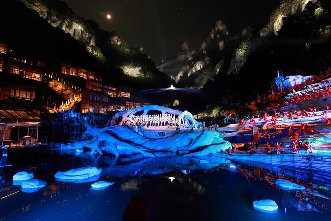Tianmen Fox Fairy Show with Private Transfer