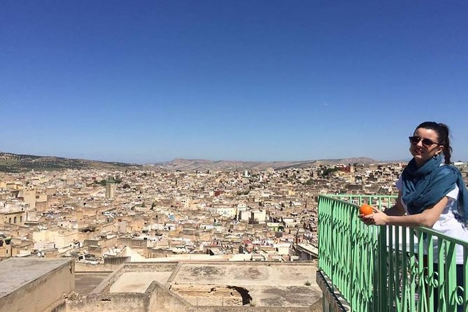 Sharing Tours : Fez Cultural and Historical Tour with Guide and Driver