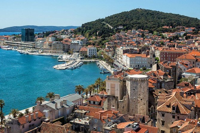 From Split: Krka National Park and Split Day Tour
