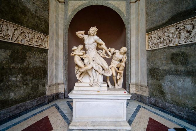 No-Wait Access: Exclusive Tour of Vatican Museums With Professional Guide