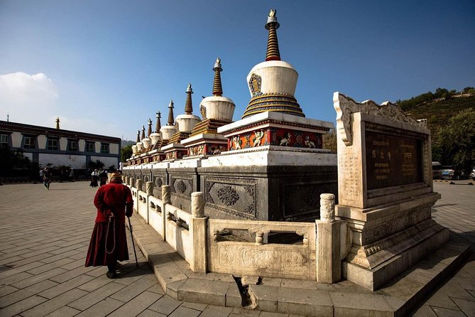 Private Independent Tour to Qinghai Lake and Ta'er Monastery from Xining