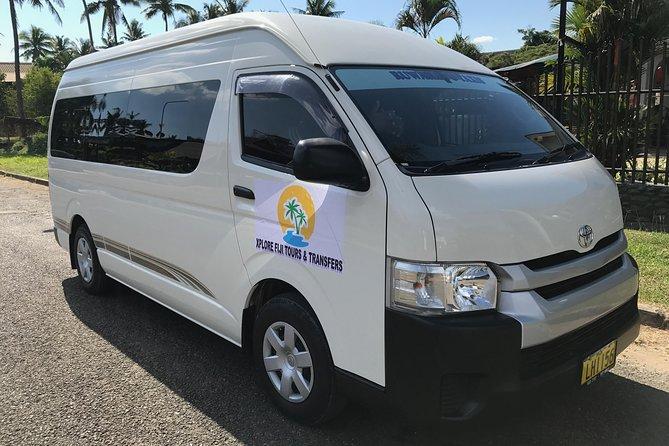 ROUND TRIP Nadi Int Airport - Shangri- Las Fijian Resort & Spa Yanuca Island,Cuvu