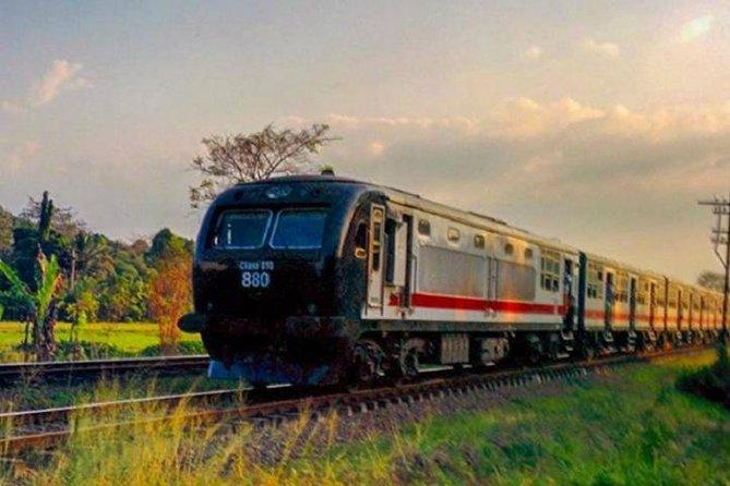 Train tickets from Habarana to Colombo