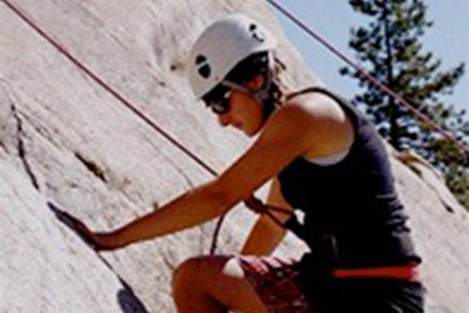 Rock Climbing the Sierra