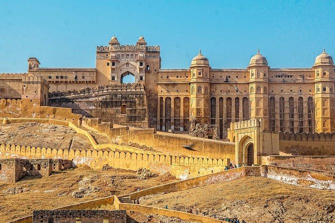 Jaipur Heritage City Tour