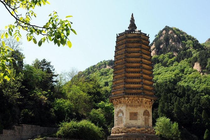 Private Day Tour to Yinshan Pagoda Forest and Ming Tombs from Beijing