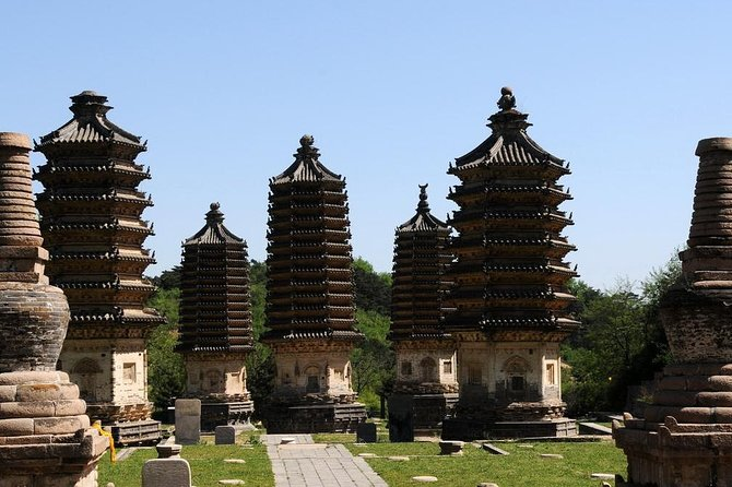 Private Day Tour to Yinshan Pagoda Forest from Beijing with Lunch