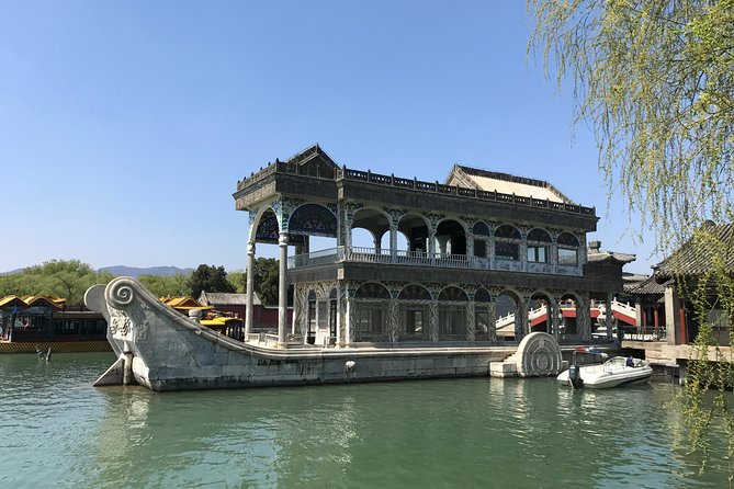 Private day tour Great Wall & Summer Palace & Free Acrobatics