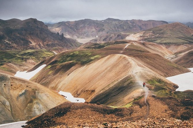 Adventure in Landmannalaugar and Hot Springs - Small Group