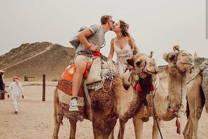 Safari Trip to Sahara with Dinner and Show