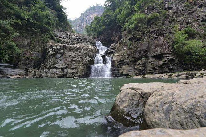 Private Day Tour to Guangdong Grand Canyon from Guangzhou