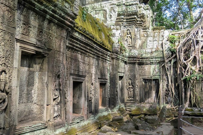 Siem Reap's signature temples discovered