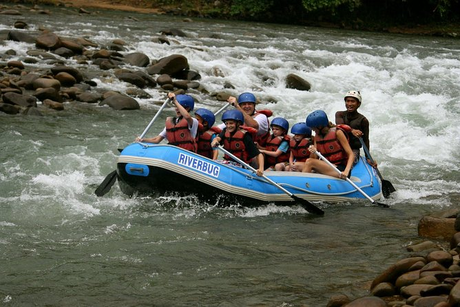 Kiulu White Water River Rafting