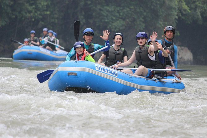 Kiulu White Water River Rafting photo 8
