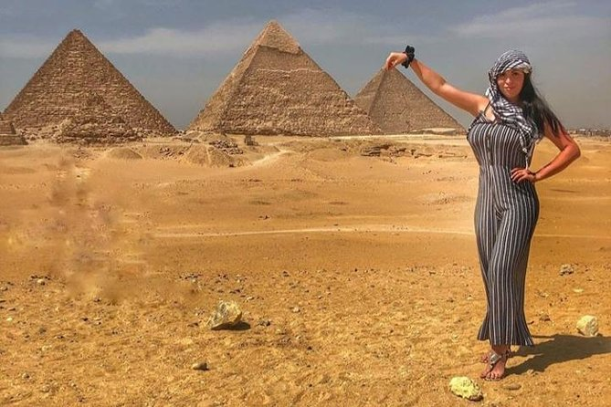 Private Tour to Pyramids and Egyptian Museum
