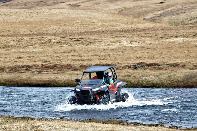 3.5 Hour Highlands of South Iceland Buggy Tour from Hella