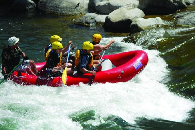 Truckee River Rafting Tour from Reno
