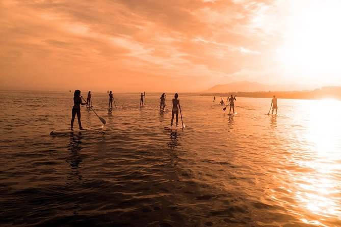 Sunset SUP Tour in Marbella