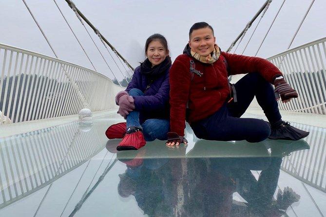 Zhangjiajie National Forest Park(Avatar) & Glass Bridge Private Day Tour